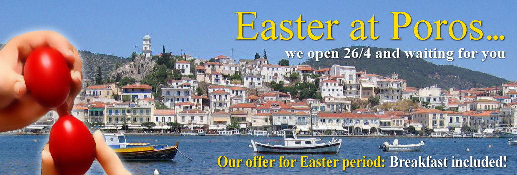 Easter offer at Poros