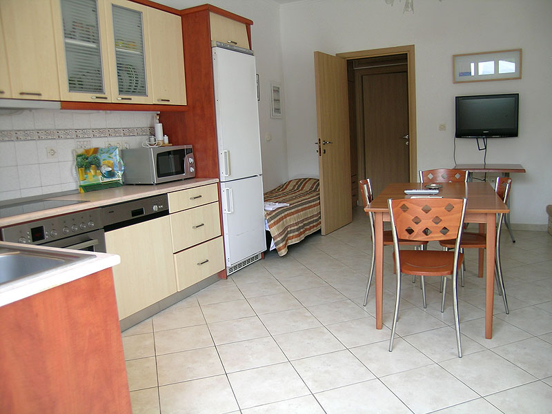 Apartment interior view